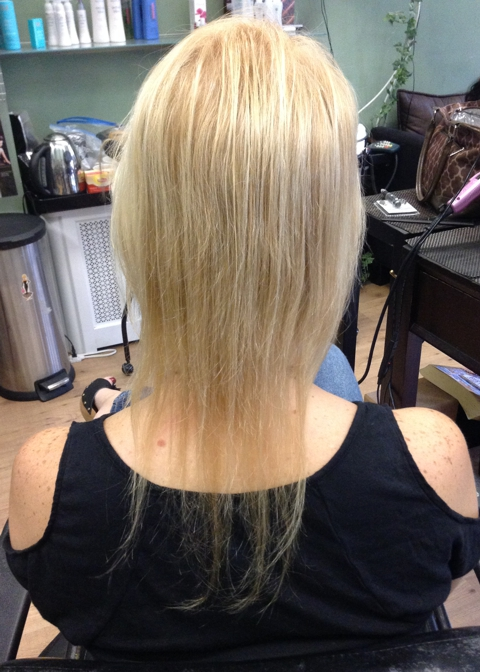 Hairstyles For Thin Damaged Hair 2019 Forensicanth Com