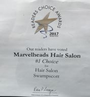 Readers Choice Award - 2017